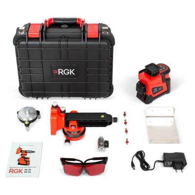 Лазерный уровень RGK PR-3R 4610011874789