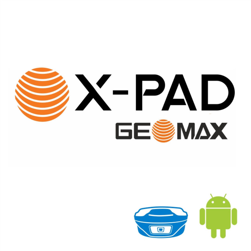 Лицензия GeoMax X-PAD Ultimate Survey GNSS 877734