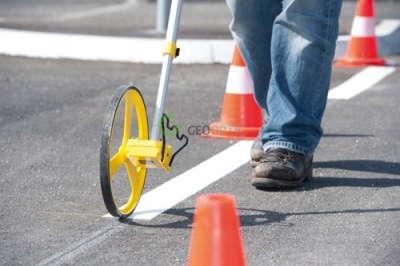 Измерительное колесо  CST/berger RT312M F034074R01