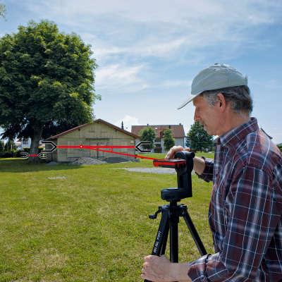 Лазерный дальномер Leica DISTO D810 touch (792297)