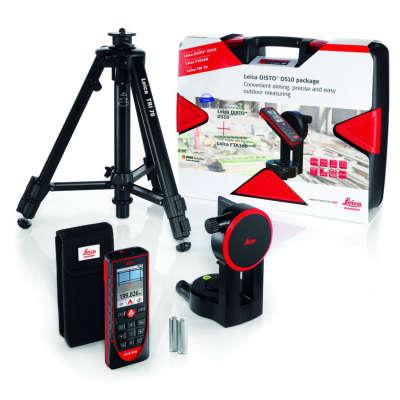 Лазерный дальномер Leica DISTO D510 Package 823199