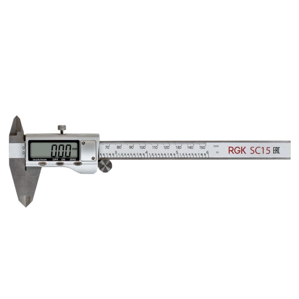 Штангенциркуль RGK SC15 775236