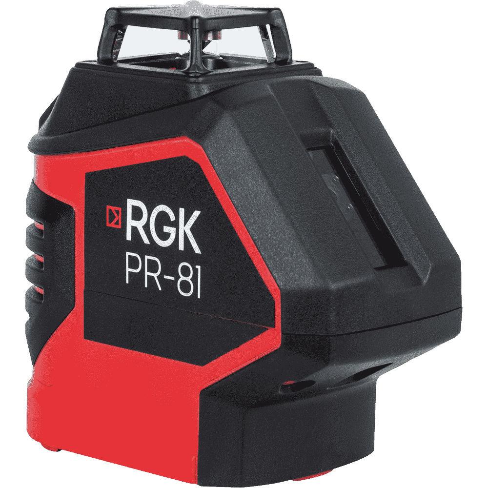 Лазерный уровень RGK PR-81 4610011873270