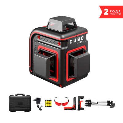 Лазерный уровень ADA Cube 3-360 Ultimate Edition (А00568)