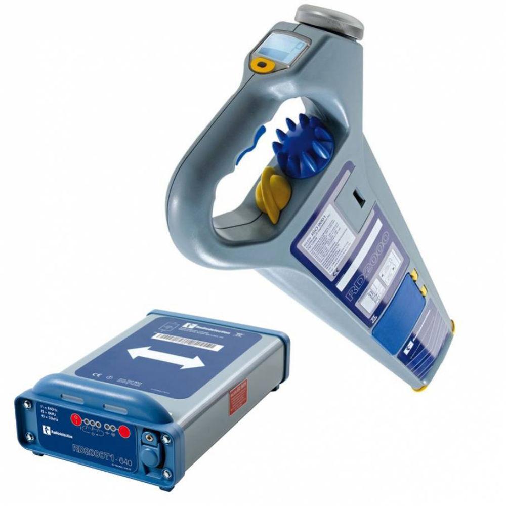 Трассоискатель Radiodetection SuperC.A.T4+ с генератором T1