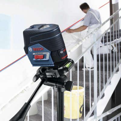 Лазерный уровень Bosch GCL 2-50 C (RM2, BT150) 0601066G02