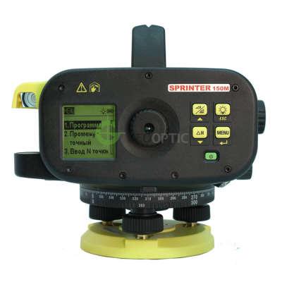 Цифровой нивелир Leica Sprinter 150M 762630