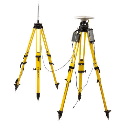 Комплект RTK-базы Trimble R9s UHF + Zephyr 3 Base (L1/L2/L5)