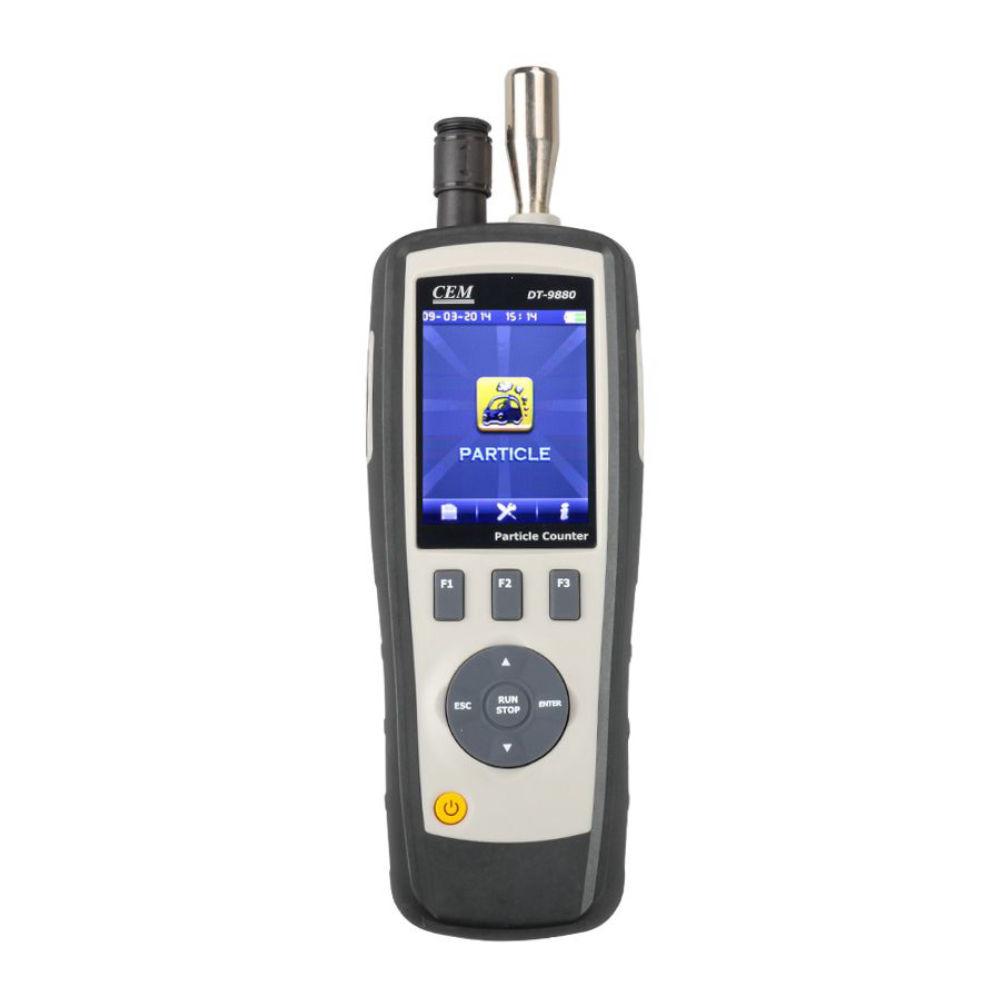 Счётчик пылевых частиц CEM DT-9880 481035