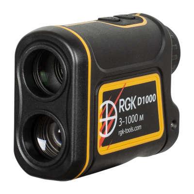 Лазерный дальномер RGK D1000 (773867)