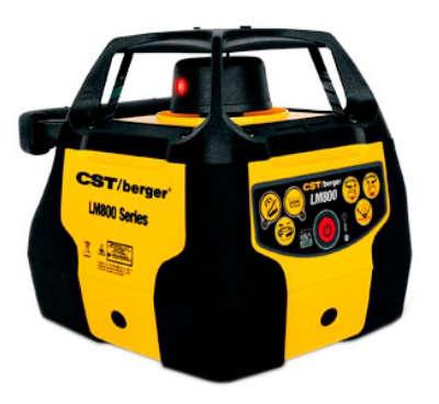 Ротационный нивелир CST/berger LM 800 DPI (F0340619NE)