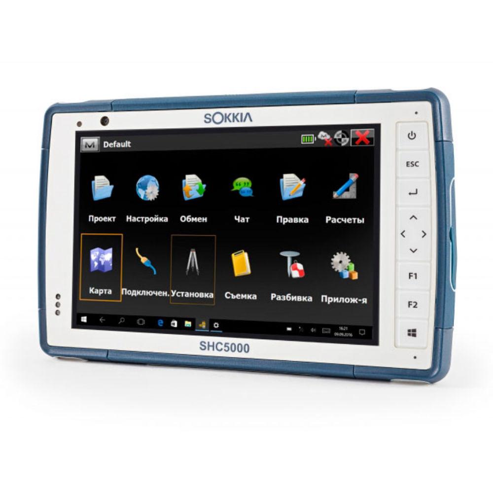 Полевой контроллер Sokkia SHC-5000 GEO+4G 3230200070