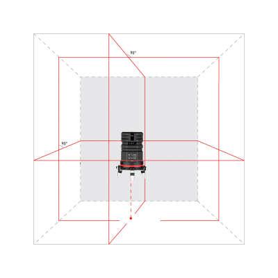 Лазерный уровень ADA 6D Servoliner 2020 А00621