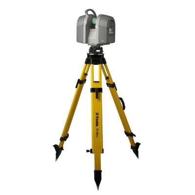 Комплект 3D-cканера Trimble TX8 (340 м) + TRW + сферы
