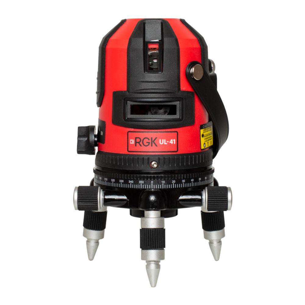 Лазерный уровень RGK UL-41 MAX 4610011870934