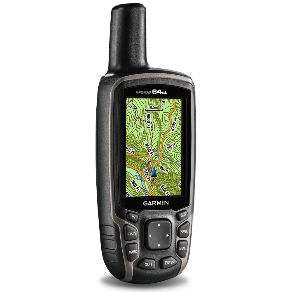 Навигатор Garmin GPSMAP 64st RUS 010-01199-23