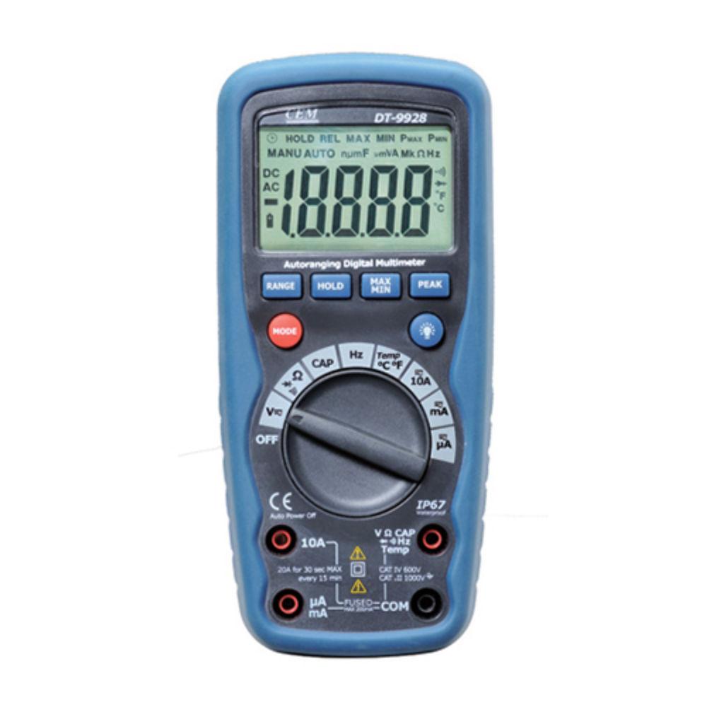Мультиметр CEM DT-9928T 481837
