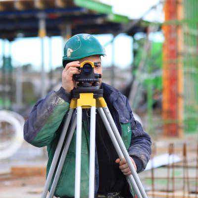 Оптический нивелир Leica NA332 + штатив  S6-2 + рейка TS3M (840383 set)