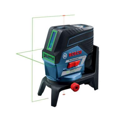 Лазерный уровень Bosch GCL 2-15G Professional + RM1 (0601066J00)