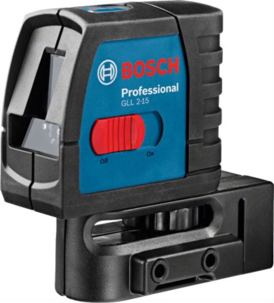 Лазерный уровень Bosch GLL 2-15 Prof 0601063701