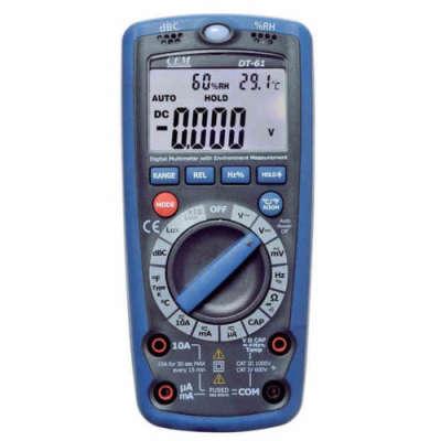Мультиметр CEM DT-61 480 496