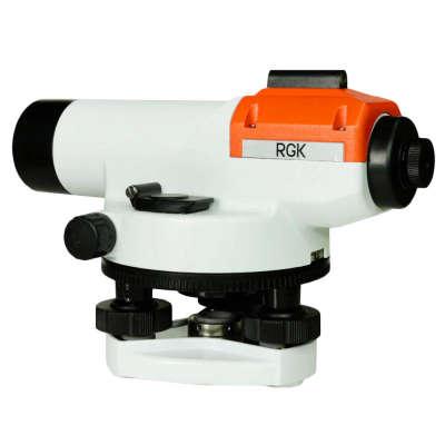 Оптический нивелир RGK C-24 + поверка