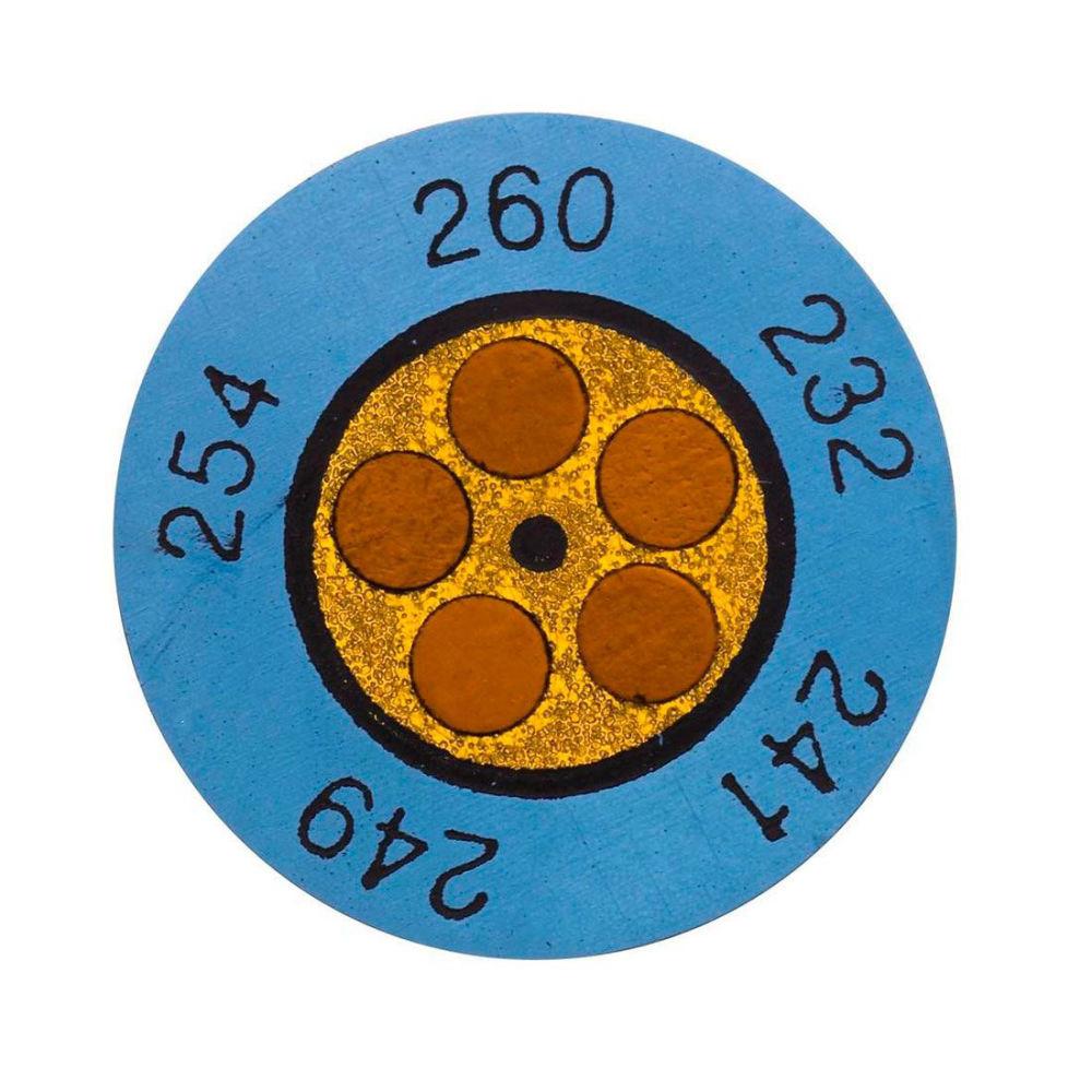Круглые индикаторы для Testo 905-T1/T2 0646 0077