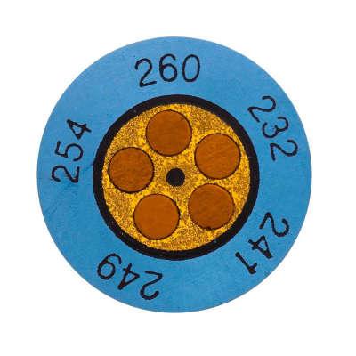 Круглые индикаторы для Testo 905-T1/T2 0646 0073