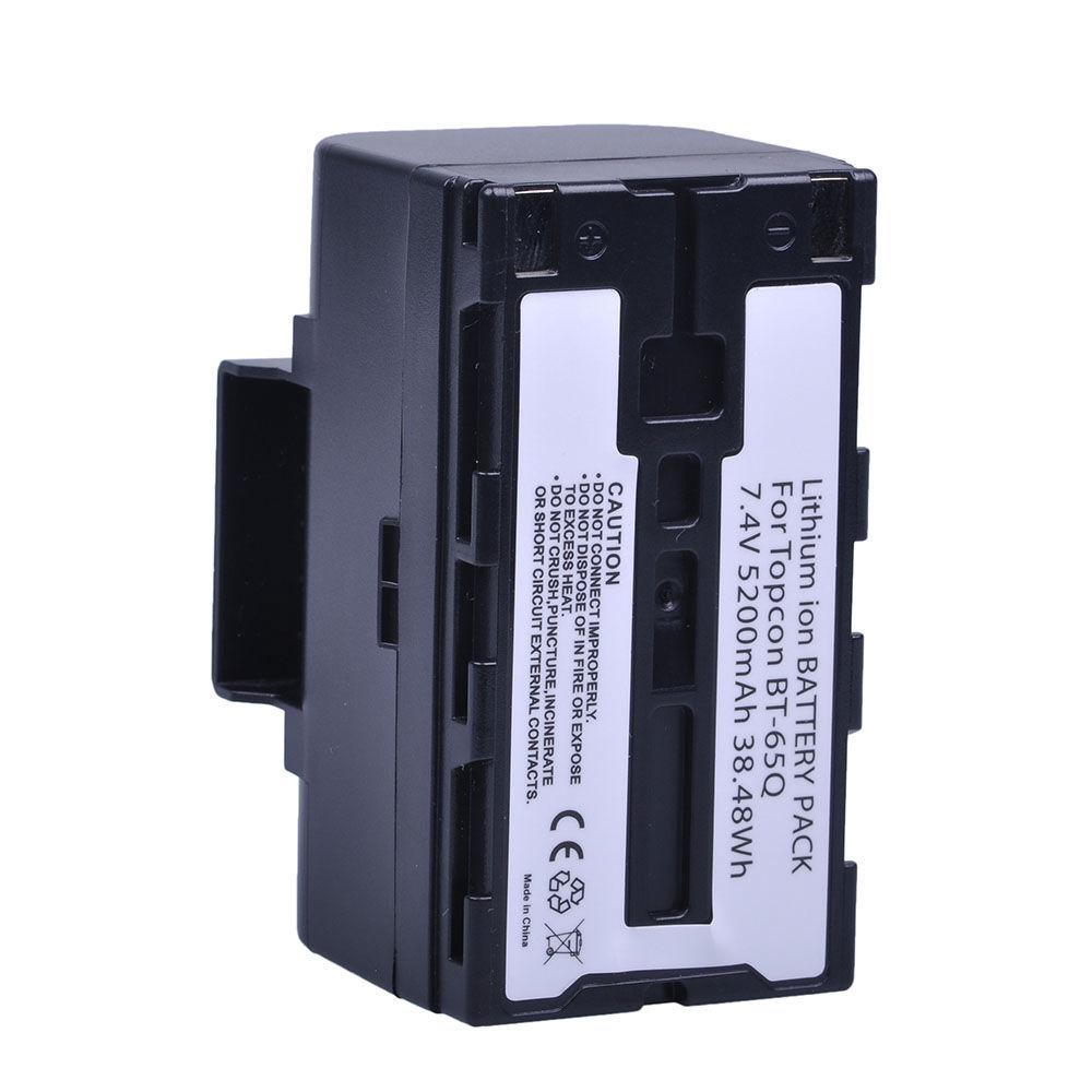 Аккумулятор для Topcon ELC BT-65Q BT-65Q-RGK