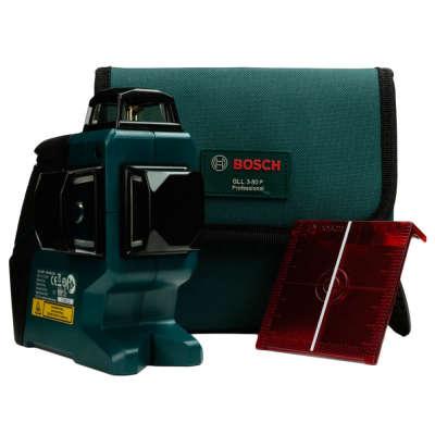 Лазерный уровень Bosch GLL 3-80 P 0601063305