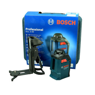 Лазерный уровень Bosch GLL 2-20 Professional +BM3 0601063J00
