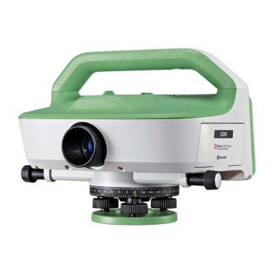 Комплект нивелира Leica LS10 (0.3) + 2 рейки + штатив 6011923