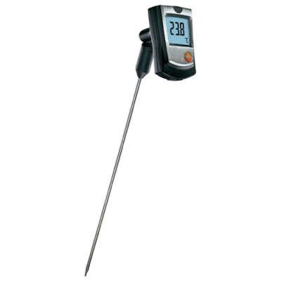 Термометр Testo 905-T1 проникающий с поверкой 0560 9055П