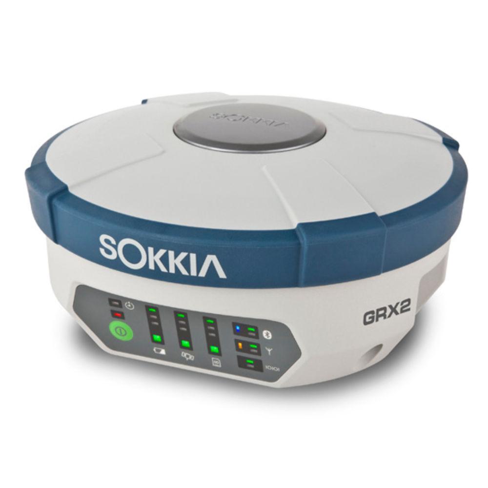 GNSS-приемник Sokkia GRX2 С МОДЕМОМ DUHFII/GSM (GPS, ГЛОНАСС L1, L2, RTK 10ГЦ) 1612300125