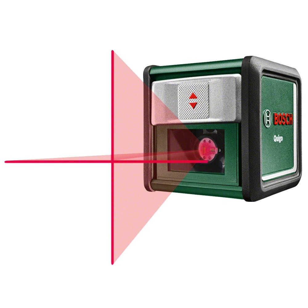 Лазерный уровень Bosch Quigo III 0603663522