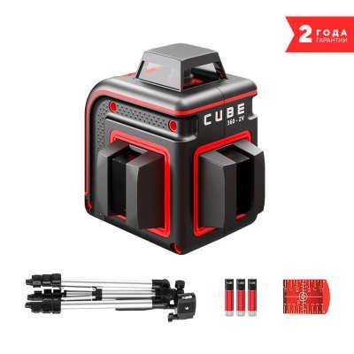 Лазерный уровень ADA Cube 360-2V Professional Edition (А00570)