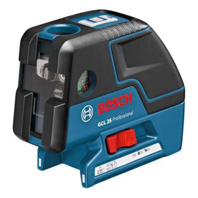 Лазерный уровень Bosch GCL 25 Professional 0601066B00