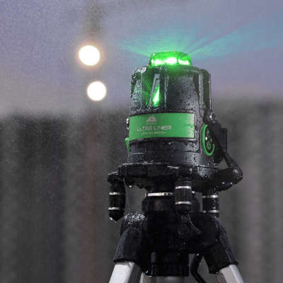 Лазерный уровень ADA ULTRALiner 360 4V Green Set А00497