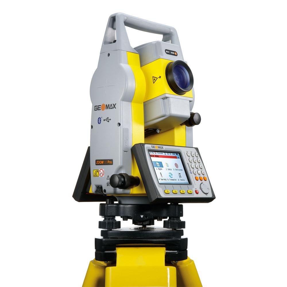 """Тахеометр GeoMax Zoom35 Pro (3"""") A10 6008002"""