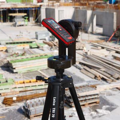 Лазерный дальномер Leica DISTO D510 + штатив TRI100 (792290 + 757938)