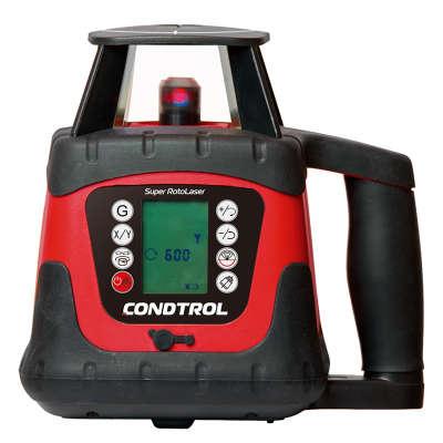 Лазерный нивелир Condtrol Super RotоLaser New (1-3-020)