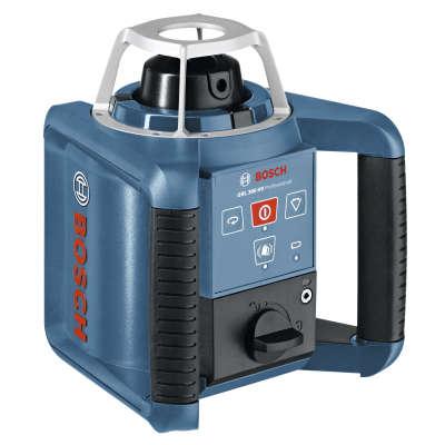 Ротационный лазерный нивелир Bosch GRL 300 HV SET (0601061501)