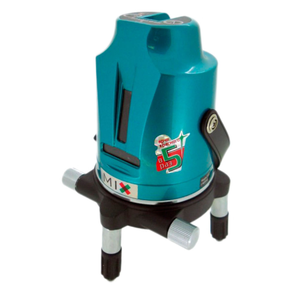 Лазерный уровень Redtrace MIX 100288