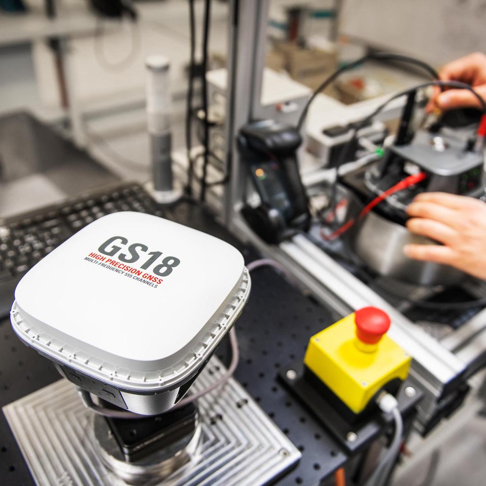 Диагностика GNSS-приемника