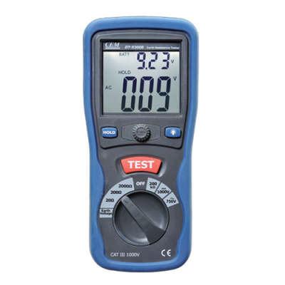Измеритель сопротивления заземления CEM DT-5300B (482025)