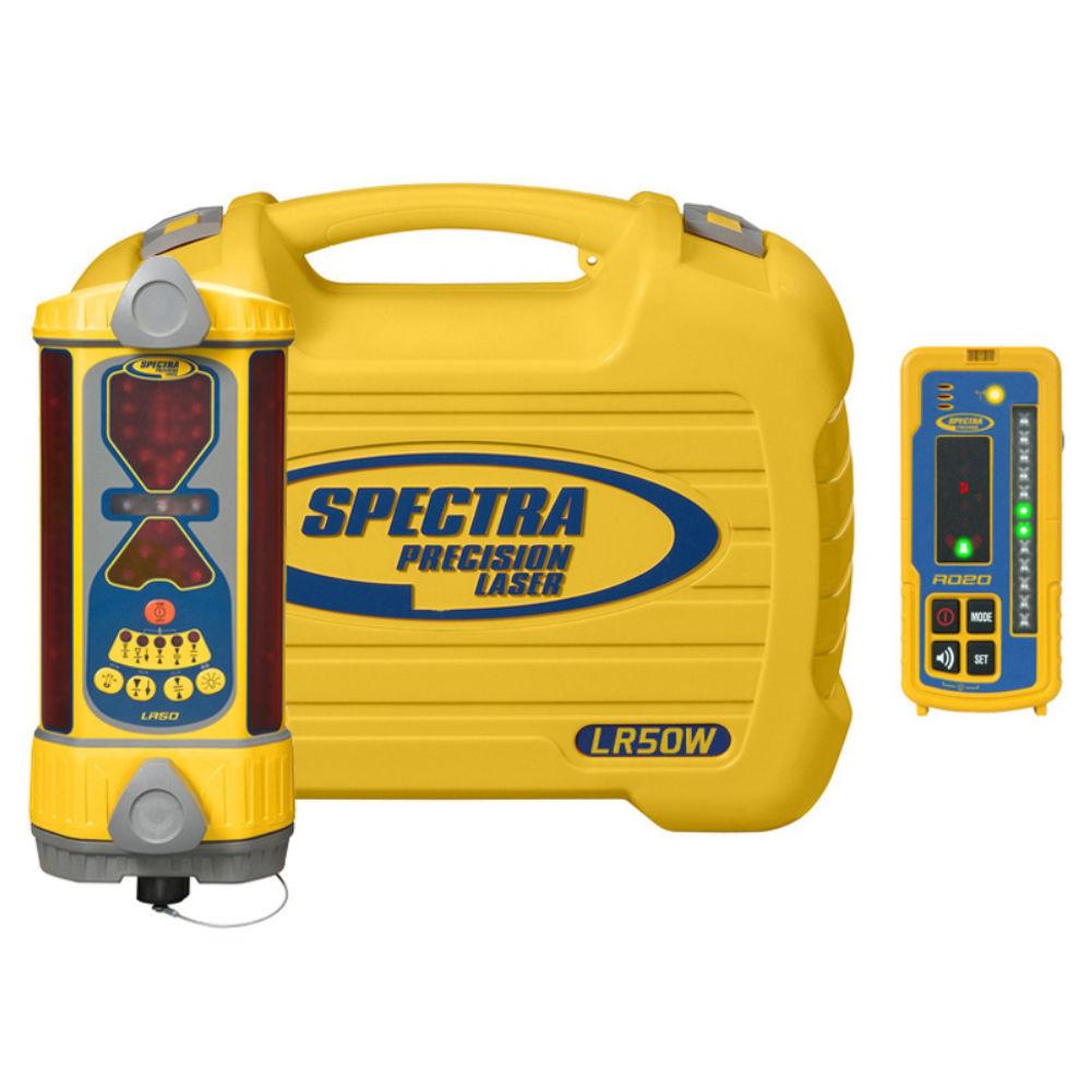 Приемник лазерного луча Spectra Precision LR50W LR50W