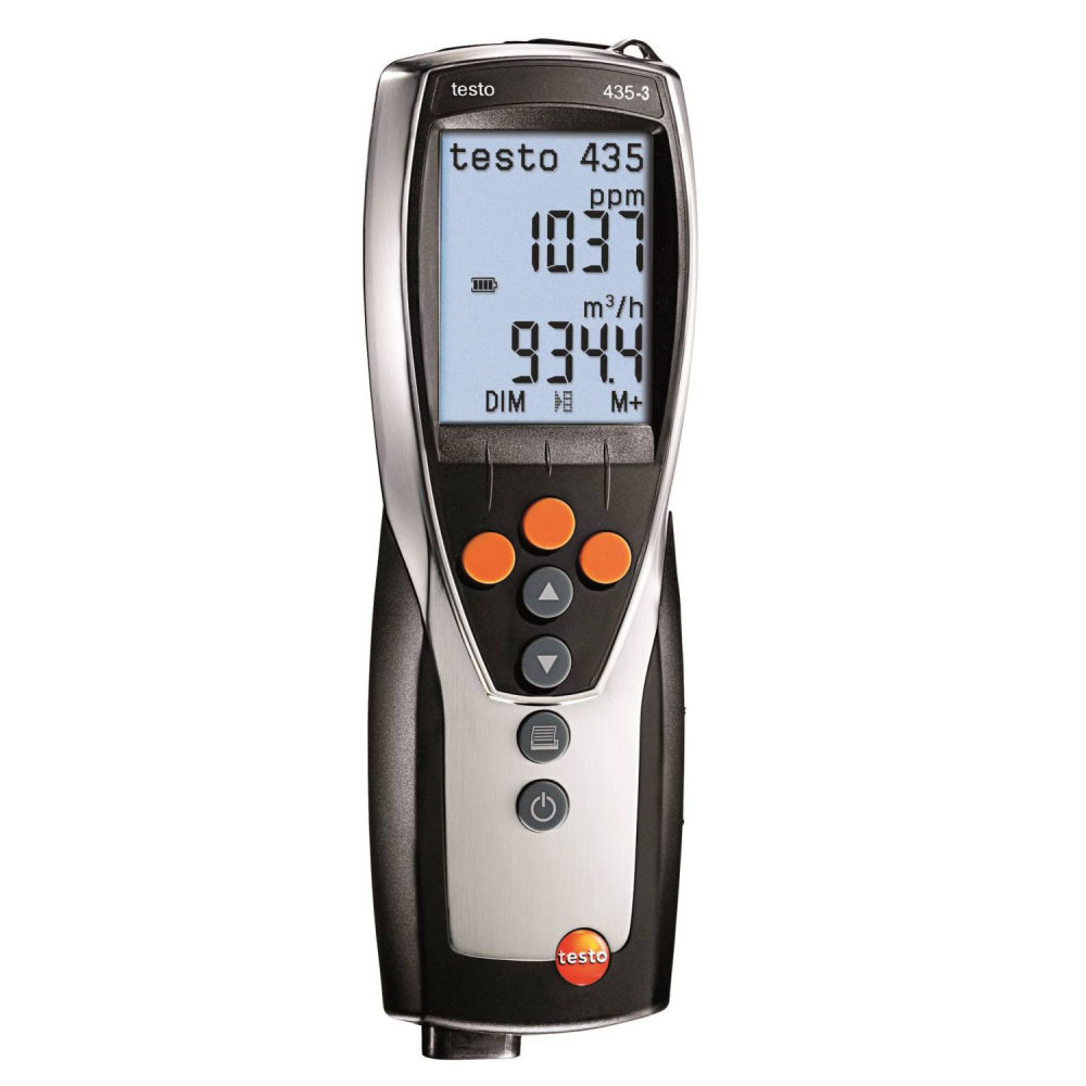 Измерительный прибор Testo 435-3 с поверкой 0560 4353П