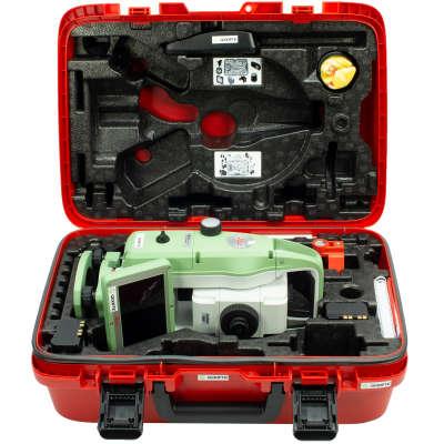 """Механический тахеометр Leica TS07 R500 5"""" AutoHeight + GMP111 + штатив"""