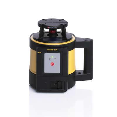 Ротационный лазерный нивелир Leica Rugby 810 RE140 807271