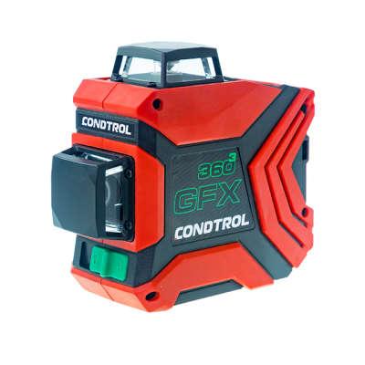 Лазерный уровень Condtrol GFX360-3 (1-2-222)